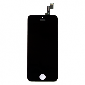 PANTALLA IPHONE 5C NEGRO HQ
