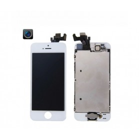 PANTALLA IPHONE 5 BLANCO COMPONENTES HQ