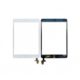 PANTALLA TACTIL DIGITALIZADOR IPAD MINI 1 / IPAD MINI 2 BLANCO CON CHIP IC