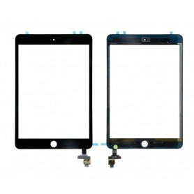 PANTALLA TACTIL DIGITALIZADOR IPAD MINI 3 NEGRO CON CHIP IC